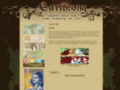 Earthsong - An Online Graphic Novel by Crystal Yates