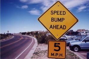 SpeedBumpAhead
