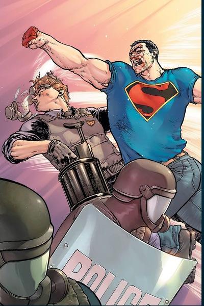 SupermanDepowered